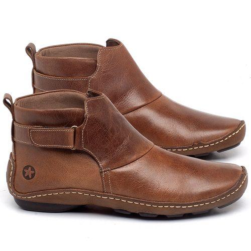 Laranja_Lima_Shoes_Sapatos_Femininos_Flat_Boot_em_Couro_Caramelo_-_Codigo_-_136031_4