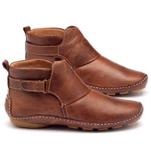 Laranja_Lima_Shoes_Sapatos_Femininos_Flat_Boot_em_Couro_Marrom_-_Codigo_-_136031_4