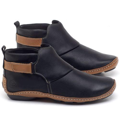 Laranja_Lima_Shoes_Sapatos_Femininos_Flat_Boot_em_Couro_Preto_-_Codigo_-_136031_4