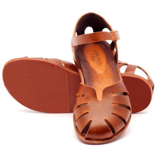 Laranja_Lima_Shoes_Sapatos_Femininos_Sandalia_Rasteira_Flat_em_Couro_Caramelo_-_Codigo_-_136072_2