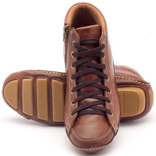 Laranja_Lima_Shoes_Sapatos_Femininos_Tenis_Cano_Alto_em_Couro_Marrom_-_Codigo_-_136030_2
