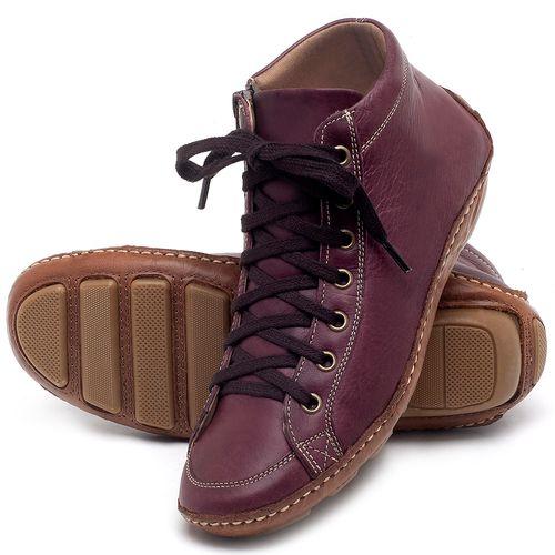Laranja_Lima_Shoes_Sapatos_Femininos_Tenis_Cano_Alto_em_Couro_Roxo_-_Codigo_-_136030_2