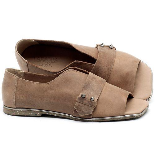 Laranja_Lima_Shoes_Sapatos_Femininos_Sandalia_Rasteira_Flat_em_Couro_Fendi_-_Codigo_-_145002_1