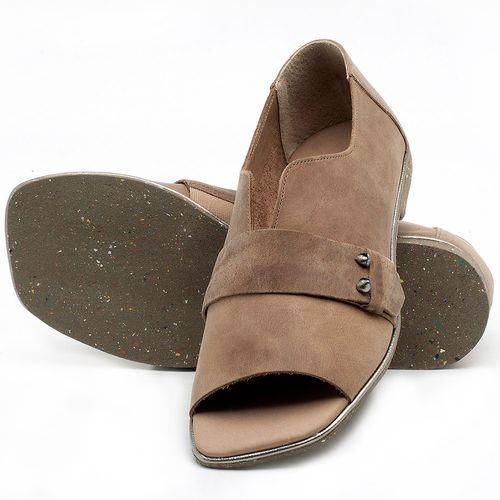 Laranja_Lima_Shoes_Sapatos_Femininos_Sandalia_Rasteira_Flat_em_Couro_Fendi_-_Codigo_-_145002_2