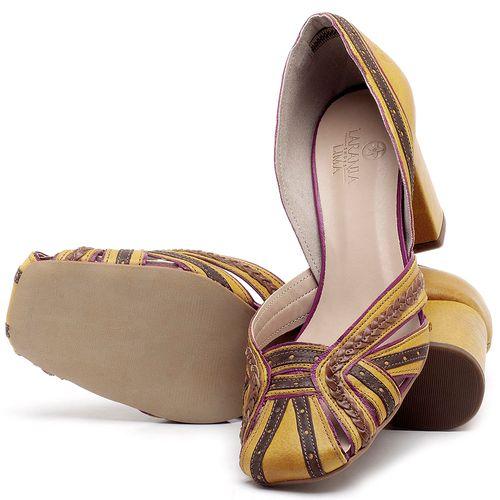 Laranja_Lima_Shoes_Sapatos_Femininos_Scarpin_Salto_Medio_de_6_cm_em_Couro_Amarelo_-_Codigo_-_3543_2