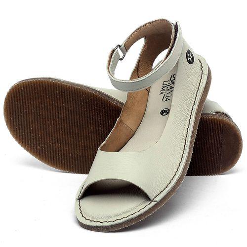 Laranja_Lima_Shoes_Sapatos_Femininos_Sandalia_Rasteira_Flat_em_Couro_Off-White_-_Codigo_-_141158_2
