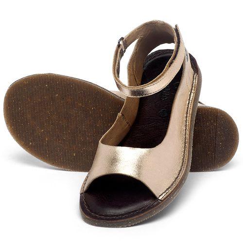 Laranja_Lima_Shoes_Sapatos_Femininos_Sandalia_Rasteira_Flat_em_Couro_Metalizado_-_Codigo_-_141158_2