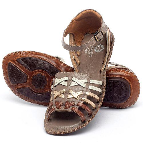 Laranja_Lima_Shoes_Sapatos_Femininos_Sandalia_Rasteira_Flat_em_Couro_Fendi_-_Codigo_-_136003_2