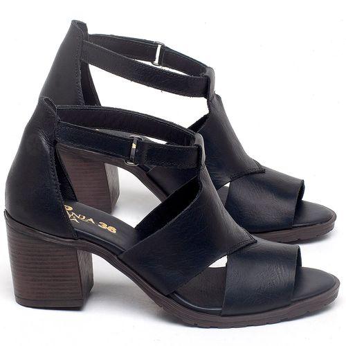 Laranja_Lima_Shoes_Sapatos_Femininos_Sandalia_Laranja_Lima_Shoes_Boho_Salto_de_6_cm_em_Couro_Preto_-_Codigo_-_137273_1