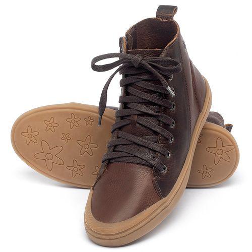 Laranja_Lima_Shoes_Sapatos_Masculinos_Tenis_Masculino_Cano_Alto_em_Couro_Marrom_-_Codigo_-_141087_2