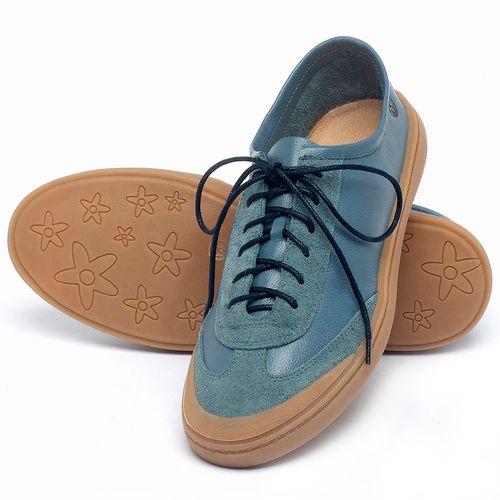 Laranja_Lima_Shoes_Sapatos_Masculinos_Tenis_Masculino_Cano_Baixo_em_Couro_Azul_-_Codigo_-_141177_2