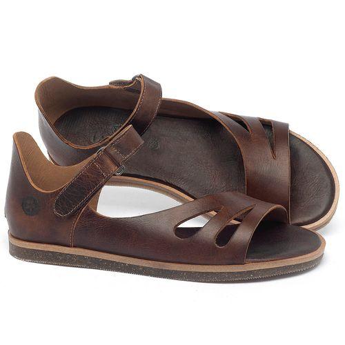 Laranja_Lima_Shoes_Sapatos_Femininos_Sandalia_Rasteira_Flat_em_Couro_Marrom_-_Codigo_-_141016_1