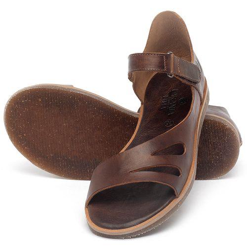 Laranja_Lima_Shoes_Sapatos_Femininos_Sandalia_Rasteira_Flat_em_Couro_Marrom_-_Codigo_-_141016_2