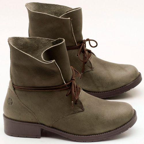 Laranja_Lima_Shoes_Sapatos_Femininos_Bota_Cano_Curto_Salto_de_2_cm_em_Couro_Verde_-_Codigo_-_137031_4