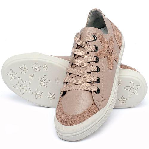 Laranja_Lima_Shoes_Sapatos_Femininos_Tenis_Cano_Baixo_em_Couro_Nude_-_Codigo_-_56214_2