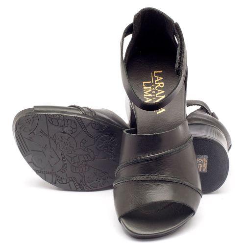 Laranja_Lima_Shoes_Sapatos_Femininos_Sandalia_Laranja_Lima_Shoes_Boho_em_Couro_Preto_-_Codigo_-_137079_2