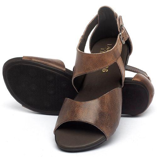 Laranja_Lima_Shoes_Sapatos_Femininos_Sandalia_Rasteira_Flat_em_Couro_Marrom_-_Codigo_-_137296_2