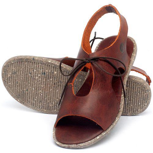 Laranja_Lima_Shoes_Sapatos_Femininos_Sandalia_Rasteira_Flat_em_Couro_Laranja_-_Codigo_-_137312_2