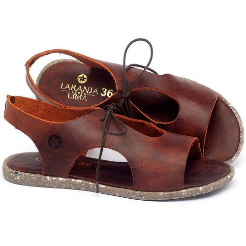 Laranja_Lima_Shoes_Sapatos_Femininos_Sandalia_Rasteira_Flat_em_Couro_Laranja_-_Codigo_-_137312_1