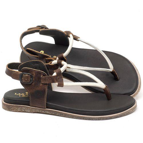 Laranja_Lima_Shoes_Sapatos_Femininos_Sandalia_Rasteira_Flat_em_Couro_Off-White_-_Codigo_-_137299_1