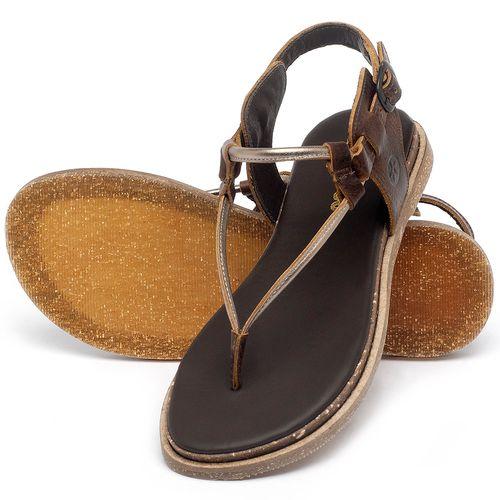Laranja_Lima_Shoes_Sapatos_Femininos_Sandalia_Rasteira_Flat_em_Couro_Metalizado_-_Codigo_-_137299_2