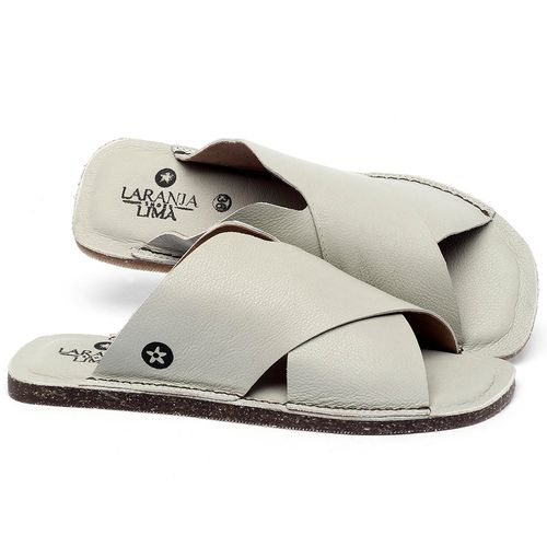 Laranja_Lima_Shoes_Sapatos_Femininos_Sandalia_Rasteira_Flat_em_Couro_Off-White_-_Codigo_-_141155_1