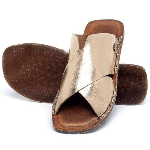 Laranja_Lima_Shoes_Sapatos_Femininos_Sandalia_Rasteira_Flat_em_Couro_Metalizado_-_Codigo_-_141155_2