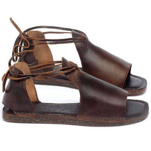 Laranja_Lima_Shoes_Sapatos_Femininos_Sandalia_Rasteira_Flat_em_Couro_Marrom_-_Codigo_-_141164_1