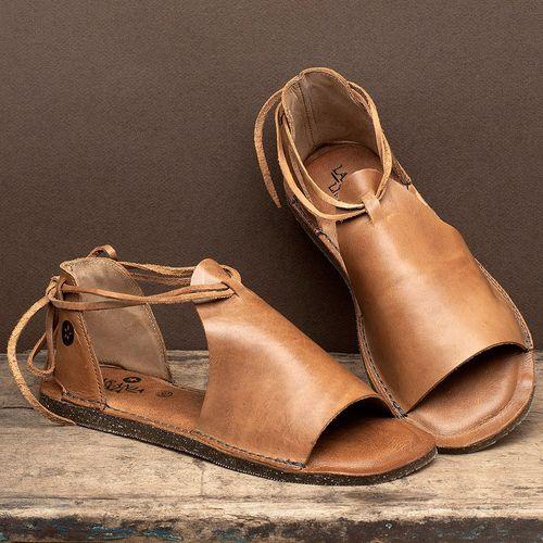Laranja_Lima_Shoes_Sapatos_Femininos_Sandalia_Rasteira_Flat_em_Couro_Caramelo_-_Codigo_-_141164_2