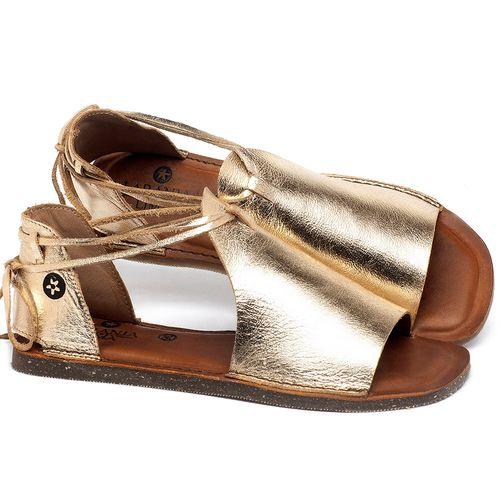 Laranja_Lima_Shoes_Sapatos_Femininos_Sandalia_Rasteira_Flat_em_Couro_Metalizado_-_Codigo_-_141164_1