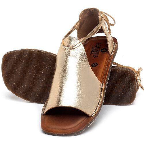 Laranja_Lima_Shoes_Sapatos_Femininos_Sandalia_Rasteira_Flat_em_Couro_Metalizado_-_Codigo_-_141164_2