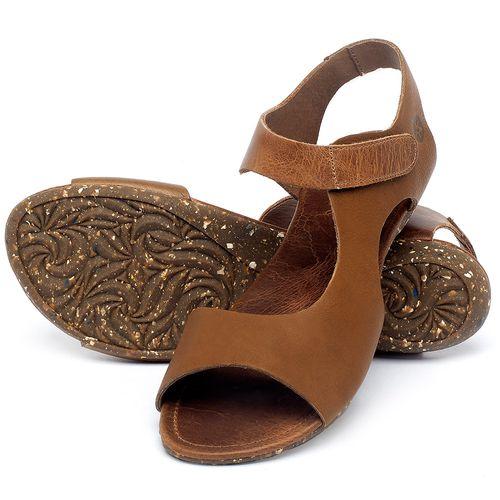 Laranja_Lima_Shoes_Sapatos_Femininos_Sandalia_Rasteira_Flat_em_Couro_Caramelo_-_Codigo_-_148026_2