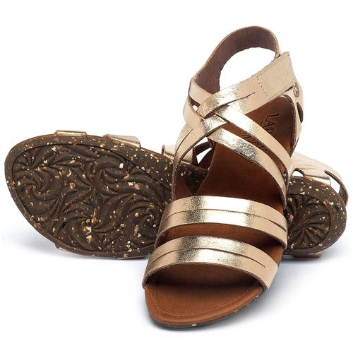 Laranja_Lima_Shoes_Sapatos_Femininos_Sandalia_Rasteira_Flat_em_Couro_Metalizado_-_Codigo_-_148035_2