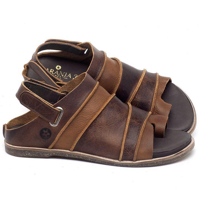 Laranja_Lima_Shoes_Sapatos_Femininos_Sandalia_Rasteira_Flat_em_Couro_Caramelo_-_Codigo_-_137185_1