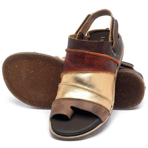 Laranja_Lima_Shoes_Sapatos_Femininos_Sandalia_Rasteira_Flat_em_Couro_Metalizado_-_Codigo_-_137185_2