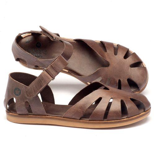Laranja_Lima_Shoes_Sapatos_Femininos_Sandalia_Rasteira_Flat_em_Couro_Cafe_-_Codigo_-_141017_2