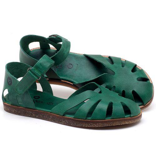 Laranja_Lima_Shoes_Sapatos_Femininos_Sandalia_Rasteira_Flat_em_Couro_Verde_-_Codigo_-_141017_1