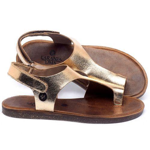 Laranja_Lima_Shoes_Sapatos_Femininos_Sandalia_Rasteira_Flat_em_Couro_Metalizado_-_Codigo_-_141102_1