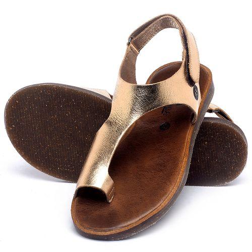 Laranja_Lima_Shoes_Sapatos_Femininos_Sandalia_Rasteira_Flat_em_Couro_Metalizado_-_Codigo_-_141102_2