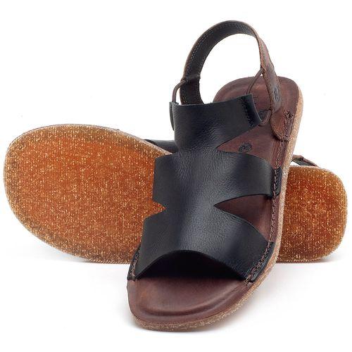 Laranja_Lima_Shoes_Sapatos_Femininos_Sandalia_Rasteira_Flat_em_Couro_Preto_-_Codigo_-_141110_2