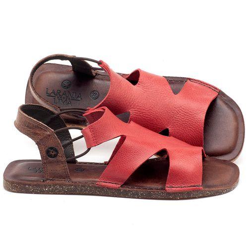 Laranja_Lima_Shoes_Sapatos_Femininos_Sandalia_Rasteira_Flat_em_Couro_Vermelho_-_Codigo_-_141110_1