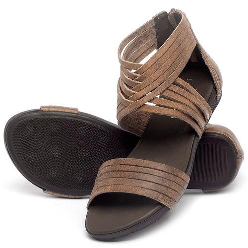 Laranja_Lima_Shoes_Sapatos_Femininos_Sandalia_Rasteira_Flat_em_Couro_Marrom_-_Codigo_-_137189_2