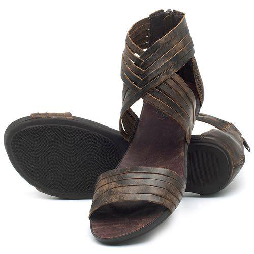 Laranja_Lima_Shoes_Sapatos_Femininos_Sandalia_Rasteira_Flat_em_Couro_Verde_-_Codigo_-_137189_2