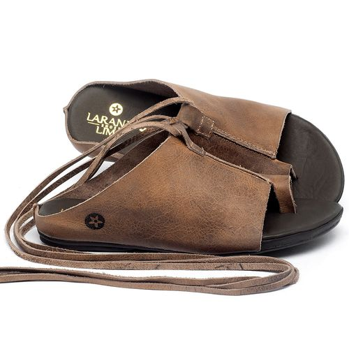Laranja_Lima_Shoes_Sapatos_Femininos_Sandalia_Rasteira_Flat_em_Couro_Marrom_-_Codigo_-_137200_1