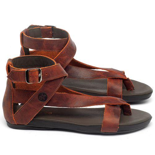 Laranja_Lima_Shoes_Sapatos_Femininos_Sandalia_Rasteira_Flat_em_Couro_Laranja_-_Codigo_-_137289_1