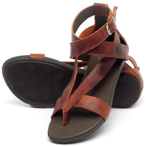 Laranja_Lima_Shoes_Sapatos_Femininos_Sandalia_Rasteira_Flat_em_Couro_Laranja_-_Codigo_-_137289_2