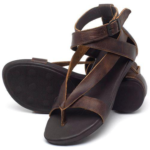 Laranja_Lima_Shoes_Sapatos_Femininos_Sandalia_Rasteira_Flat_em_Couro_Marrom_-_Codigo_-_137289_2