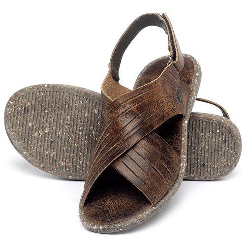 Laranja_Lima_Shoes_Sapatos_Femininos_Sandalia_Rasteira_Flat_em_Couro_Marrom_-_Codigo_-_137311_2