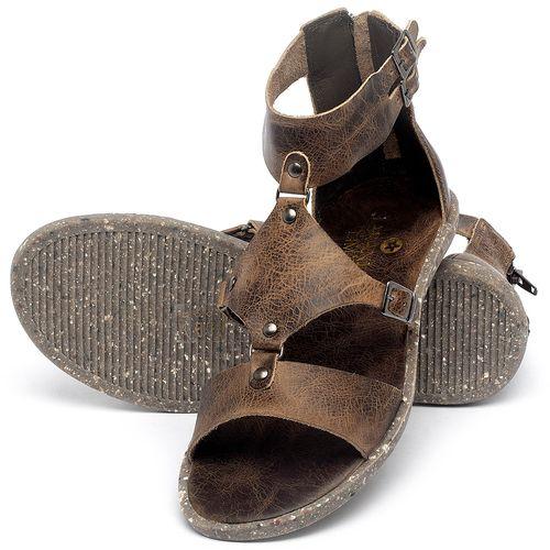 Laranja_Lima_Shoes_Sapatos_Femininos_Sandalia_Rasteira_Flat_em_Couro_Marrom_-_Codigo_-_137316_2