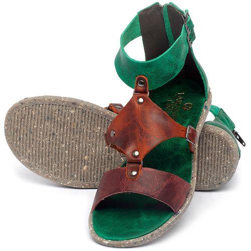 Laranja_Lima_Shoes_Sapatos_Femininos_Sandalia_Rasteira_Flat_em_Couro_Multicolor_-_Codigo_-_137316_2